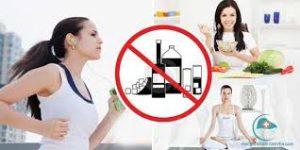 8 nguyên tắc sống giúp bạn tránh xa ung thư